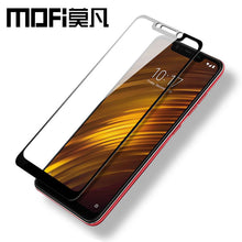 Tempered Glass Screen Protector - POCOPHONE F1