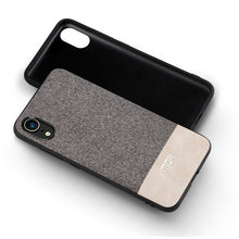 MOFi Fabric/Leather Case - iPhone XS/XS Max