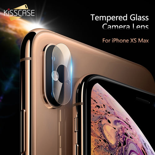6D Camera Lens Protector for iPhone X/XS/XS Max/XR