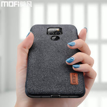 MOFi Fabric/Leather Case - Huawei Mate 20/20 Pro