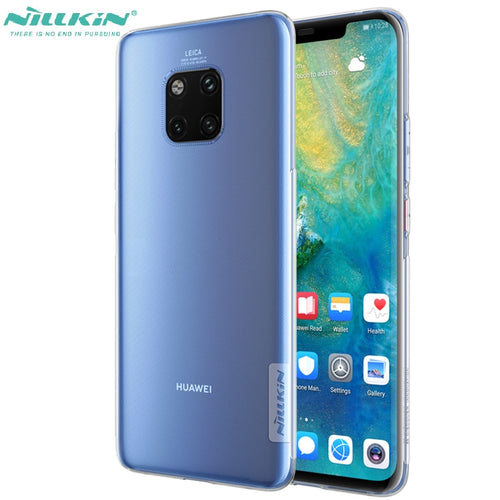 Nillkin Anti-Skid Silicon Case - Huawei Mate 20/20 Pro
