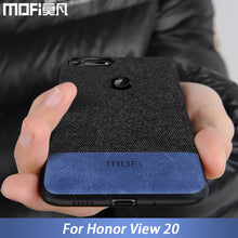 MOFi Fabric/Leather Case - Huawei Honor View 20