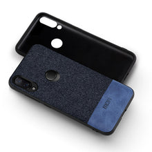 MOFi Fabric/Leather Case - Xiaomi Redmi 7 Pro/Mi Play