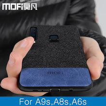 MOFi Fabric/Leather Case - Samsung Galaxy A6s/A8s/A9s