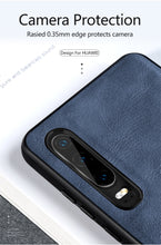 X-Level Soft Leather Case - Huawei P30/P30 Pro