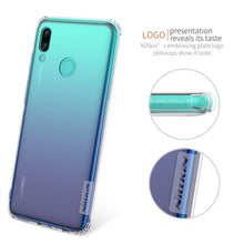 Nillkin Anti-Skid Silicon Case - Huawei P Series