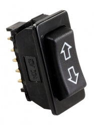 RV 12v Furniture Switch Black 3613955  *
