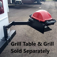 Bumper Grill Arm Assembly
