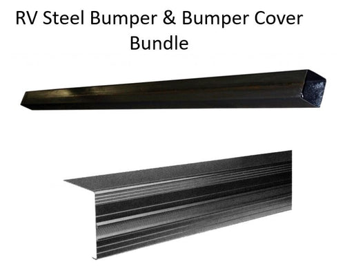 RV Bumper & Bumper Cover Bundle 4429244,  3269696