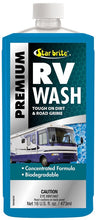 RV Cleaning Bundle - RV Wash, Awning Cleaner, Black Streak Remover, Wheel Cleaner