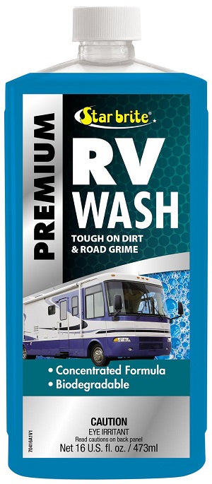 Rv Cleaning Bundle Rv Wash Awning Cleaner Black Streak
