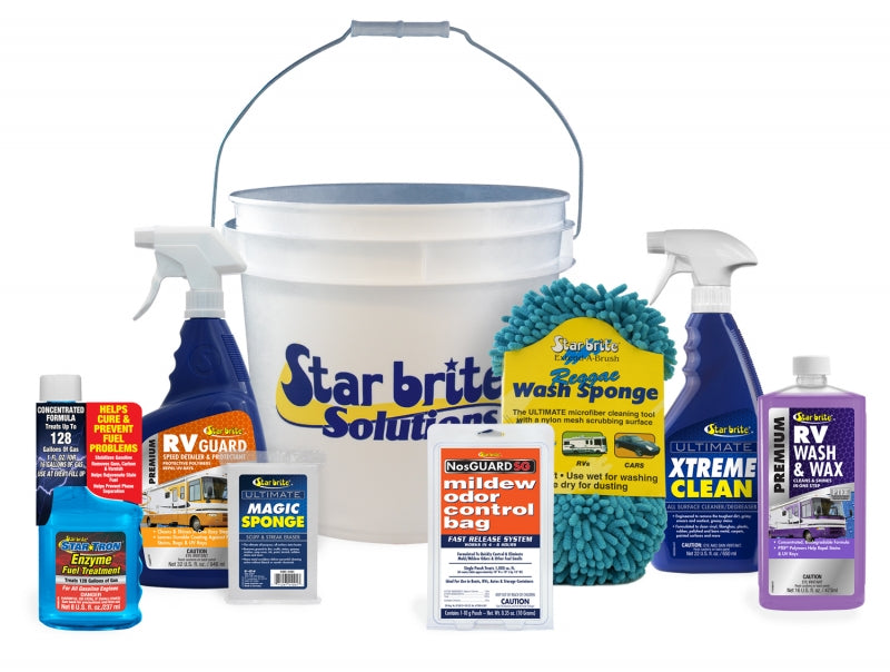 rv cleaning kit