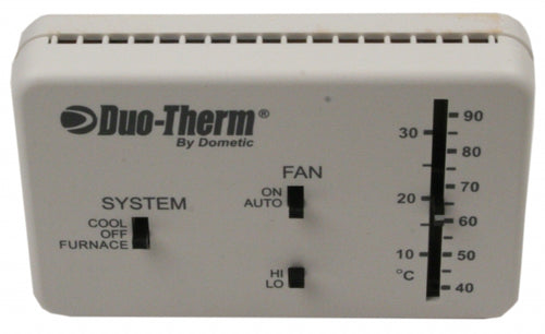 DOMETIC RV ANALOG THERMOSTAT COOL/FURNACE 9995032