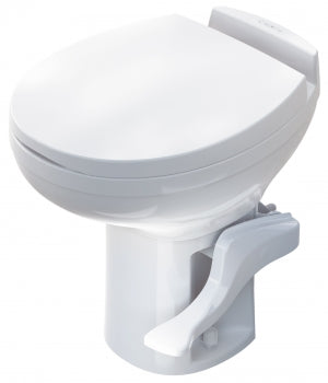 RESIDENCE HIGH PROFILE TOILET - WHITE - w/o WATER SAVER - 1642169