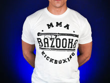 White Team Bazooka T-Shirt