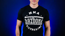 Black Team Bazooka T-Shirt