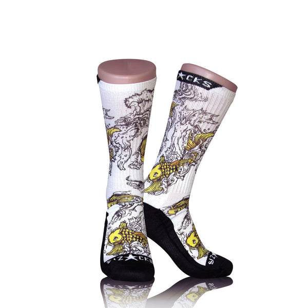 Koi Express Socks