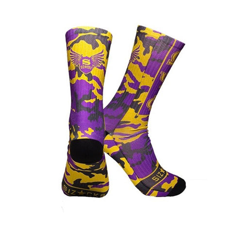 Omega Psi Phi Fraternity Socks