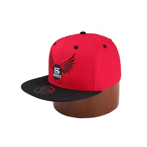 Sizocks Snapback Red