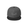 Sizocks Snapback Cap Combo Dark Grey