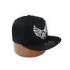 Sizocks Snapback Black