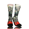 Walking Dead Socks