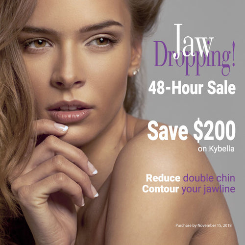 Kybella 48 Hour Sale
