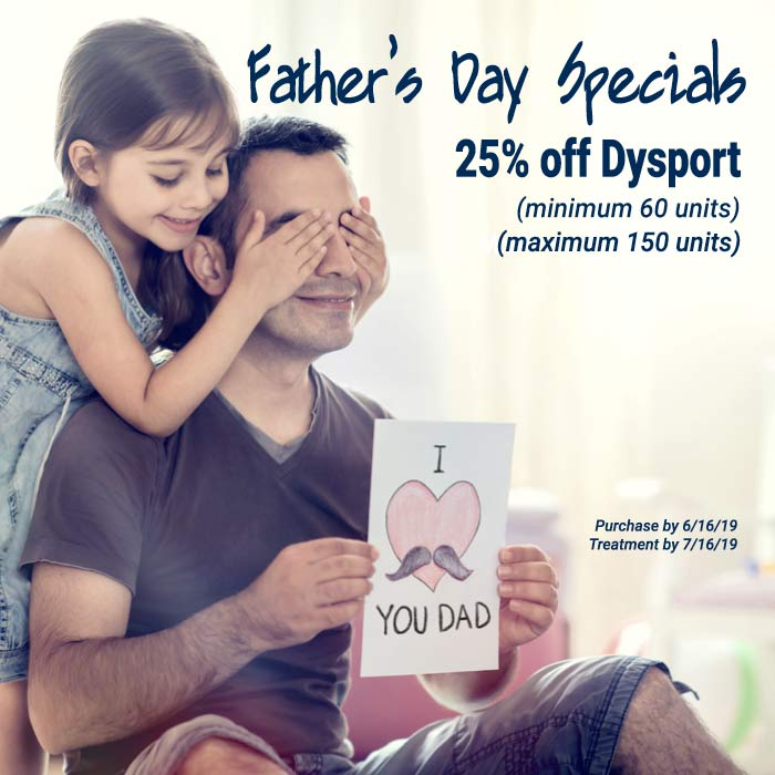 Dysport for Dads!