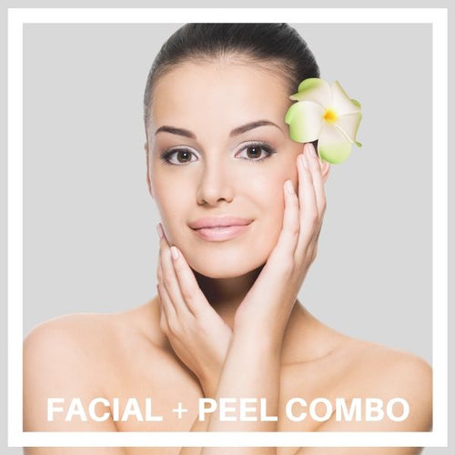 Facial and Peel Combo