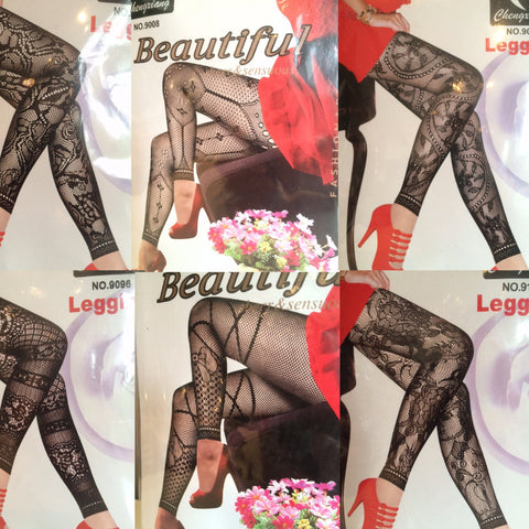 ac617eef2 FOOTLESS NET FASHION TIGHTS - Hosiery TINA JAYNE BOUTIQUE