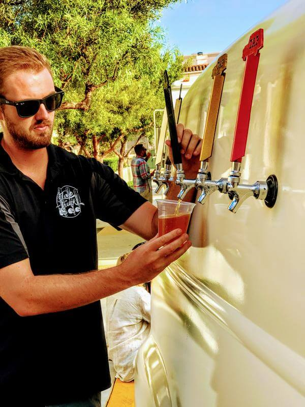 Tap Truck Beer Wine Cider Trucks For Your Next Mobile Bar Event