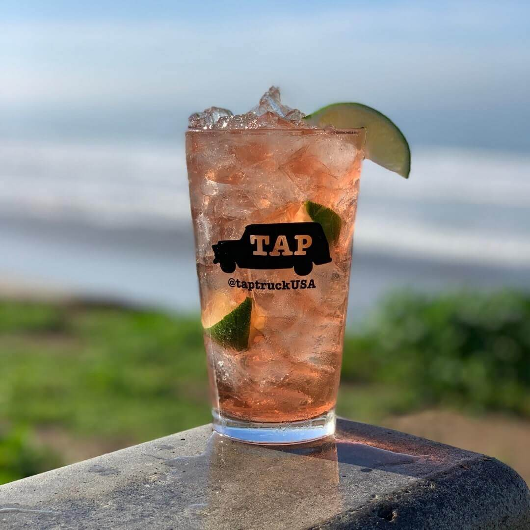 Grapefruit Paloma - Draft Grapefruit Cider mixed with simple syrup, fresh squeezed lime, and Tequila.