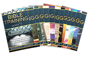 Bible Training Series Bundle (e-Books)