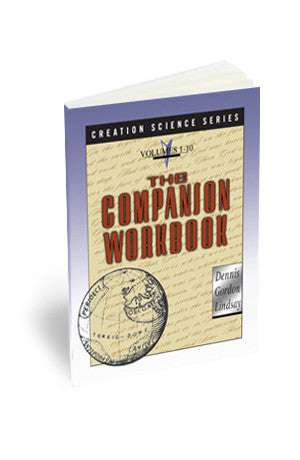 Creation Science Series : The Companion Workbook