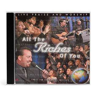 All The Riches Of You CD