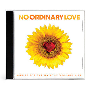 No Ordinary Love CD