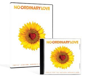 No Ordinary Love CD/DVD