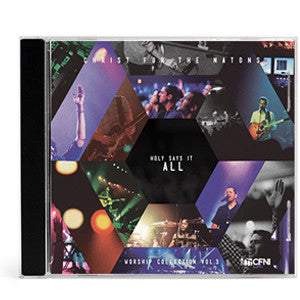 Holy Says It All - Worship Collection Vol. 3 CD