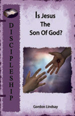 Is Jesus The Son of God? PDF