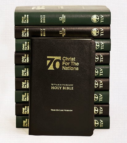 CFN 70th Anniversary Bible
