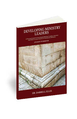 Developing Ministry Leaders
