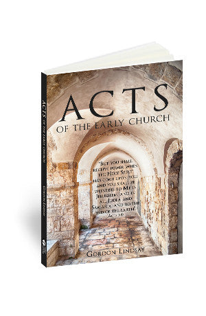 Acts Of The Early Church