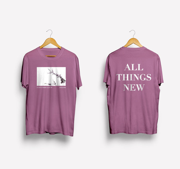 All Things New T-shirt