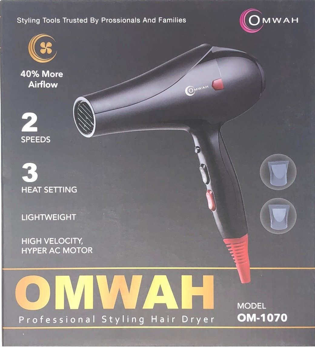 Professional Salon Hand Held Hair Dryer FREE SHIPPING