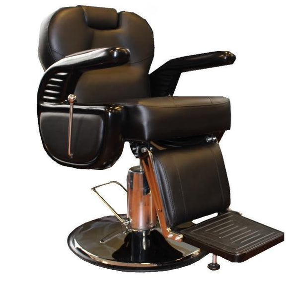 Professional Reclining Barber Chair<p>FREE SHIPPING