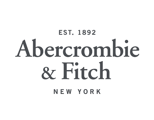 Abercrombie and Fitch samples