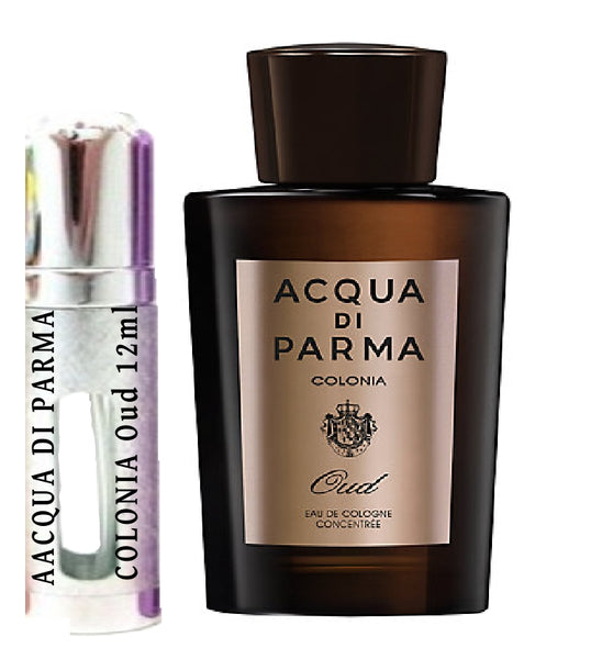 ACQUA DI PARMA COLONIA Oud samples 12ml