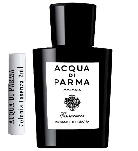ACQUA DI PARMA Essenza samples 2ml