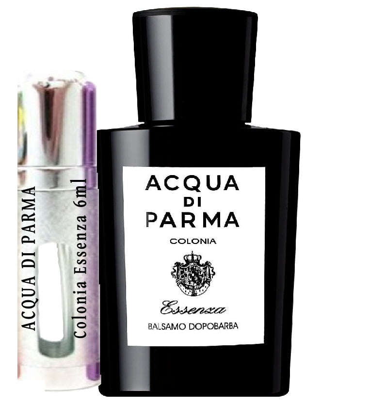 ACQUA DI PARMA Essenza samples 6ml
