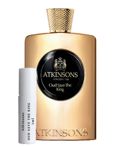 ATKINSONS OUD SAVE THE KING vial 1ml